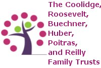 The Coolidge, Roosevelt, Buechner, Huber, Poitras and Reilly Family Trusts